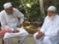 Haji Mohammad Iqbal (left) and Haji Mohammad Hussain (right) saddened at having to move